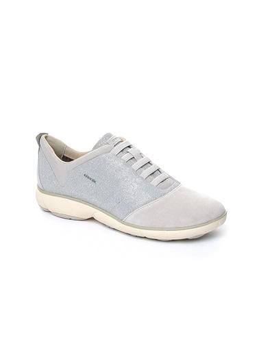 Geox Ayakkabı Gümüş